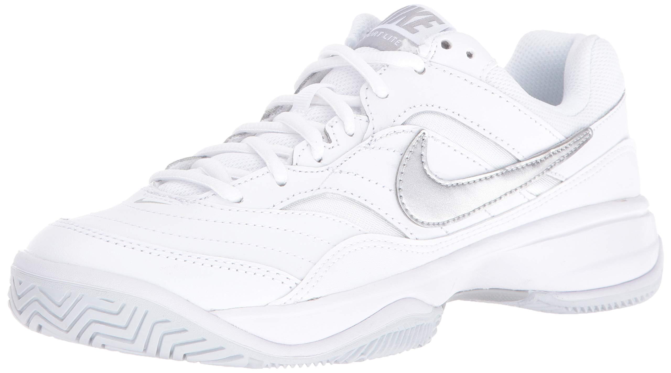 nike nursing shoes leather