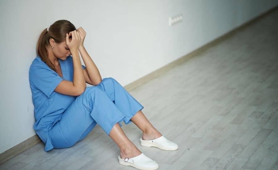 nurse suicide